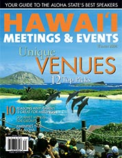 Hawaii Meetings & Events